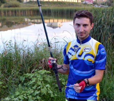 Русфет на рыбалке