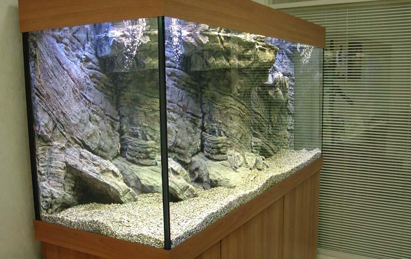 декорации аквариума